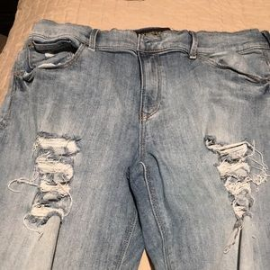 Raged jeans Tall